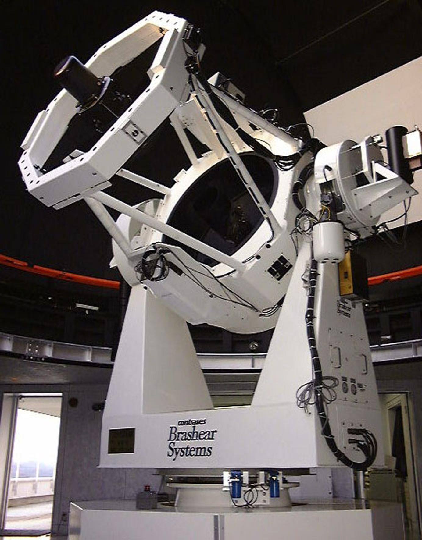 大型望遠鏡「りくり」