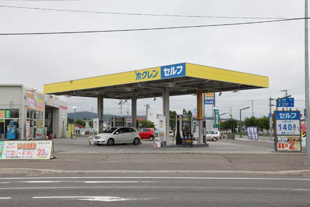 セルフガソリンスタンド(池田利別店)