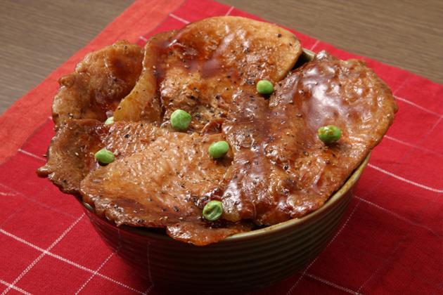 帯広名物豚丼