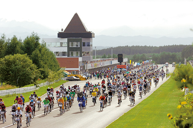十勝スピードウェイ 全日本ママチャリ耐久レース