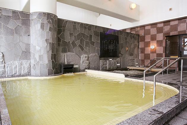 福祉の里温泉 大浴場
